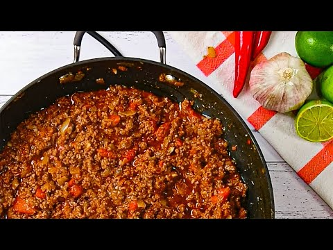 Keto Beef Chili Recipe - Low Carb as Hot & Spicy as You Want (Easy)