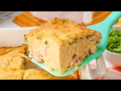 Keto Egg And Cream Cheese Bake Recipe (Healthy & Easy)