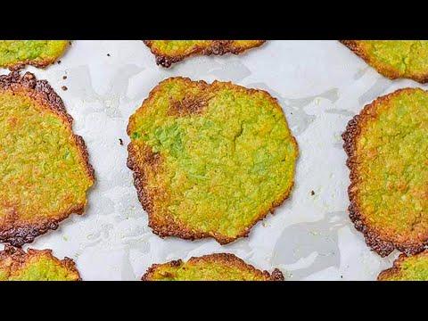 Keto Recipe Avocado Chips - Low Carb Potato Crisps ALternative (Healthy & Delicious)