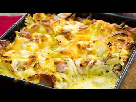 "Keto Cauliflower Bake Recipe ""Cheesy Bacon"" Loaded with Flavor"