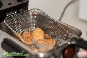 Ketogenic Southern Fried Chicken Frying