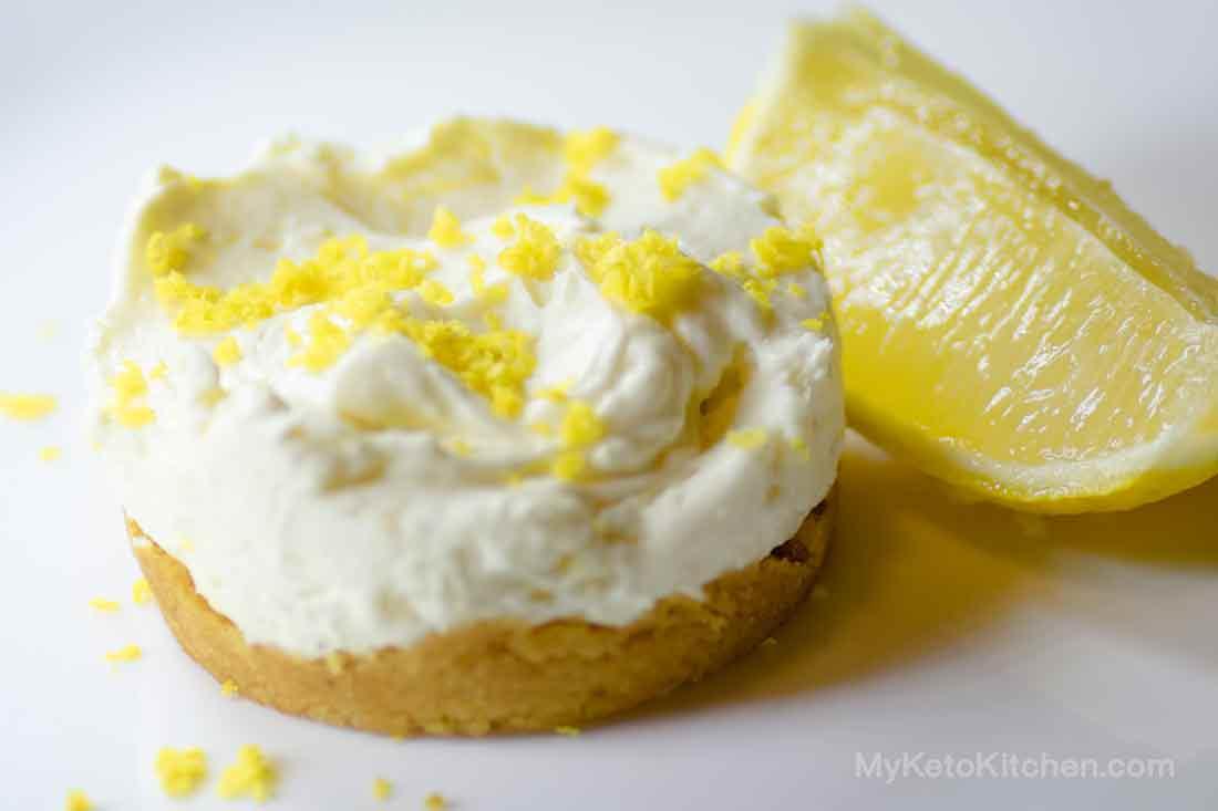 "Best Cake Recipes Low Sugar: ""Low-Carb & Sugar Free"