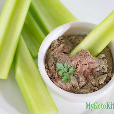 Low Carb Chicken Liver Pate