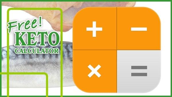 Keto Calculator - Macro Nutrient Ratios - #1 For Accuracy