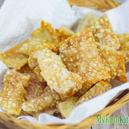 The Best Keto Pork Rind Recipe