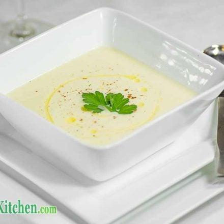 Low Carb Creamy Cauliflower Soup