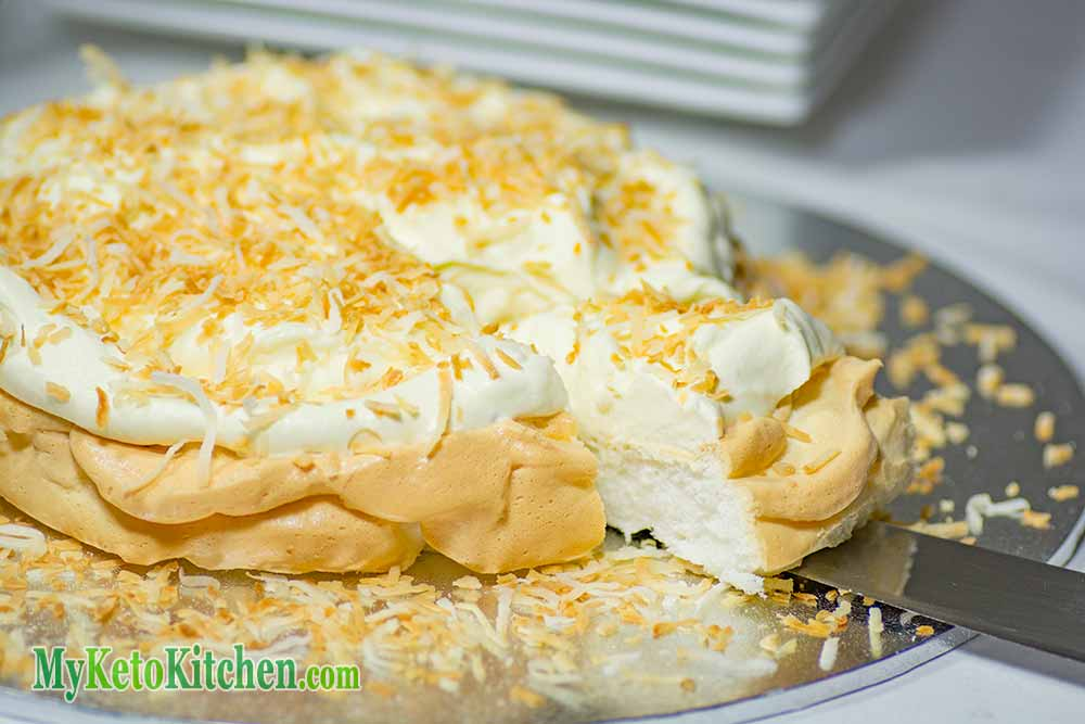 Low Carb Pavlova Sugar Free Recipe