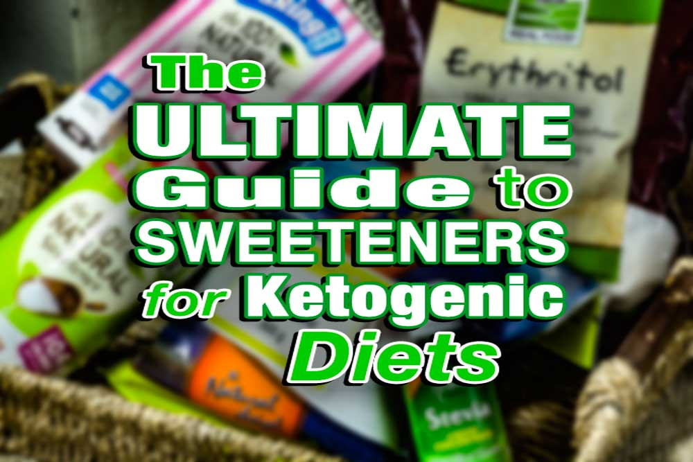 Best Sugar Substitute for Baking in Low Carb or Ketogenic Diets | My Keto Kitchen