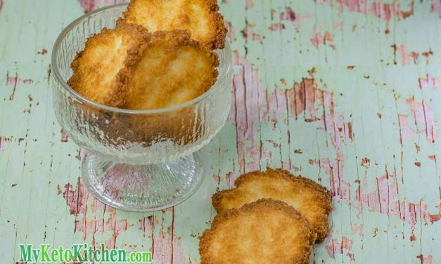 Keto Wafers – Gluten Free and Sugar Free – Perfect for Desserts