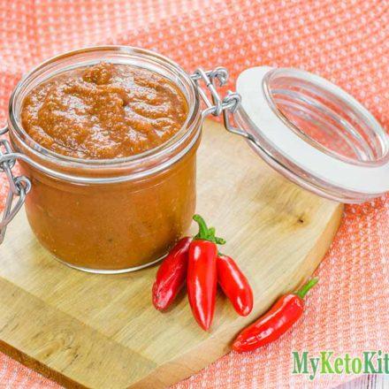 Low Carb Enchilada Sauce