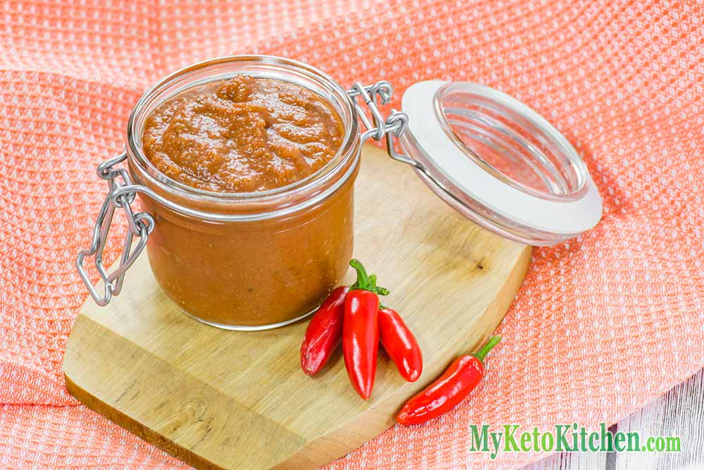 Low Carb Enchilada Sauce