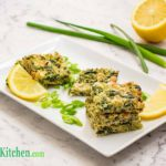 Low Carb Broccoli Cheese Bites