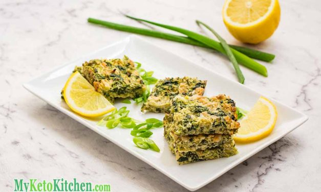 How to Make Delicious Low Carb Broccoli Cheese Bites