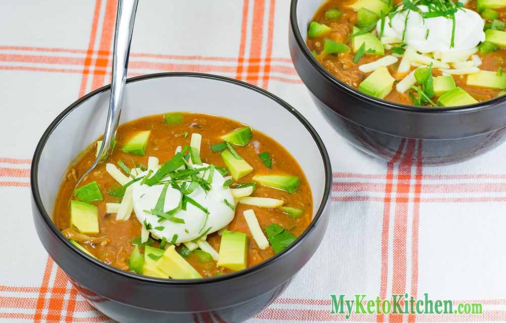 Keto Taco Soup Recipe – Delicious Low Carb Mexican Cuisine