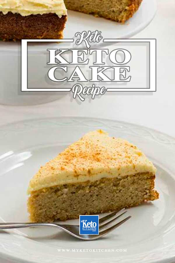 cinnamon keto cake recipe
