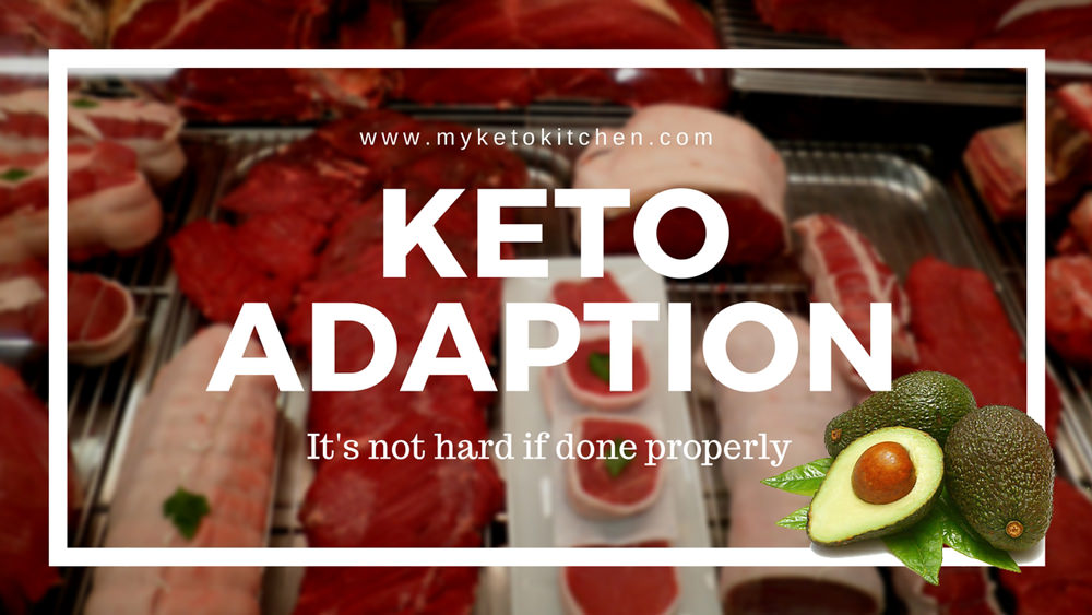 keto adaption to become ketoadapted