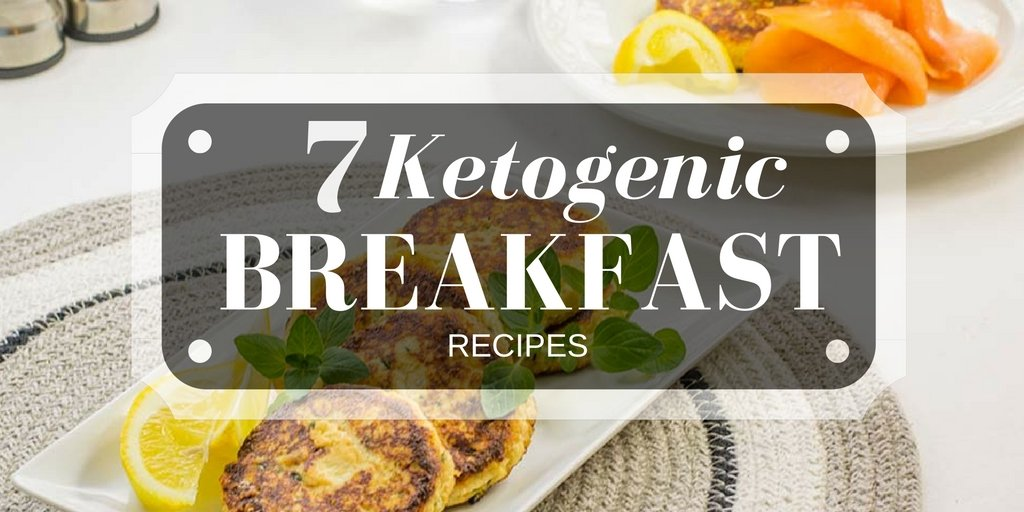 Low Carb Ketogenic Breakfast Recipes Ideas for a LCHF Keto Diet