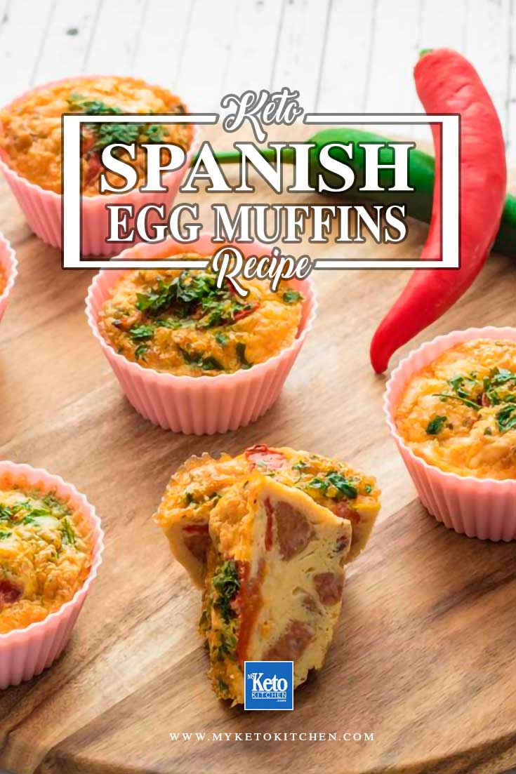 keto egg muffins recipe