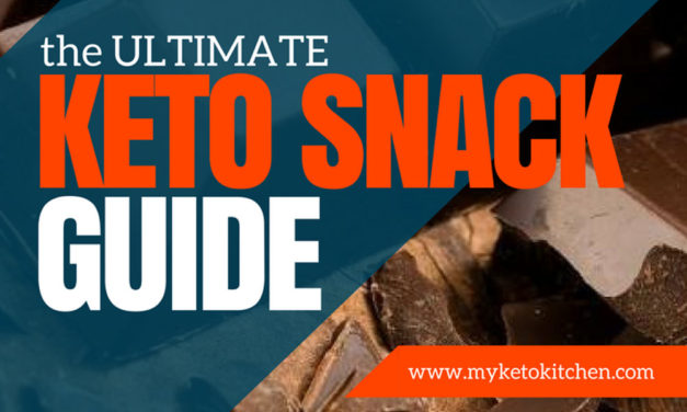 Keto Snacks – Recipes & Products 100+ of The Best LCHF Treats