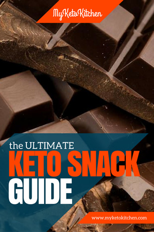 Ultimate Keto Snacks List for your ketogenic diet