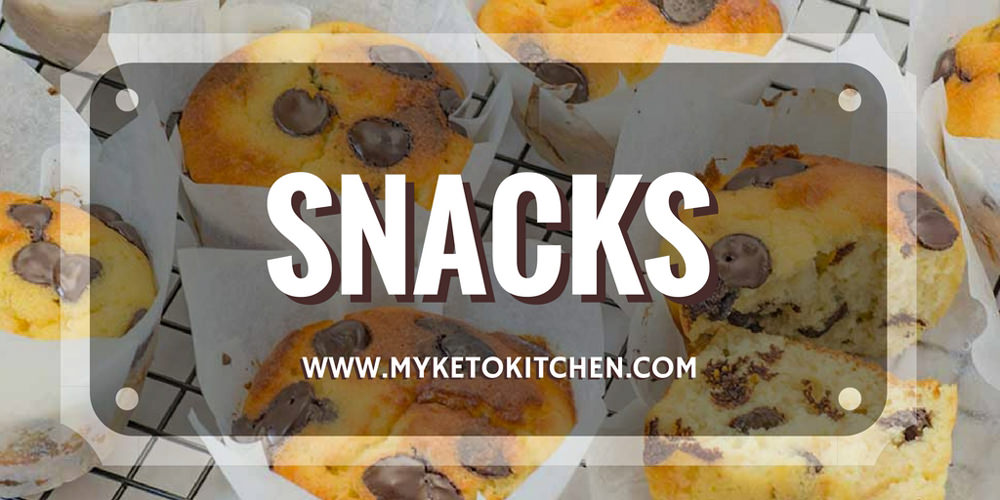 snacks my keto kitchen