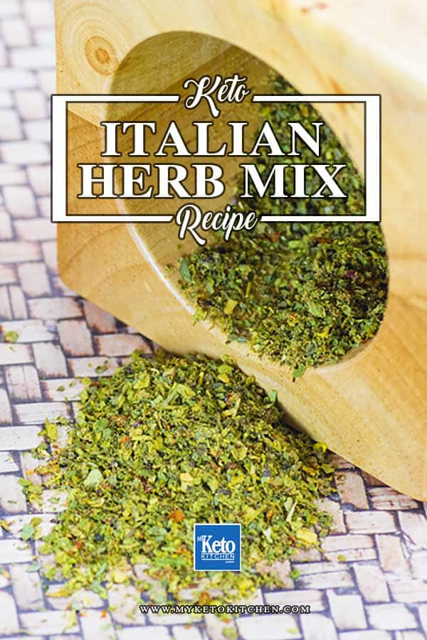 How to make Italian Herb and Spice Mix
