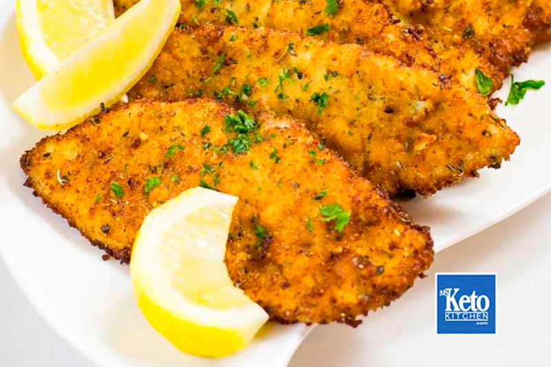 Best Keto Pork Schnitzels Recipe