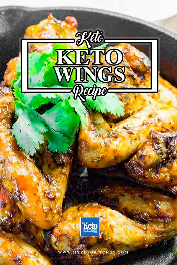 keto wings recipe