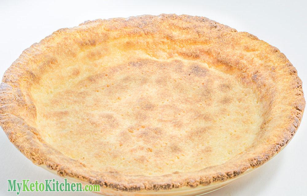 Gluten-Free Pie Crust Recipe – For Savory Pies – 100% Keto