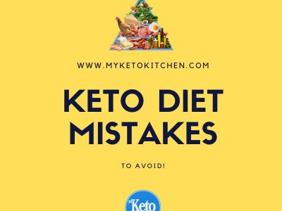 Common Keto Diet Mistakes That You Can Easily Avoid for Success