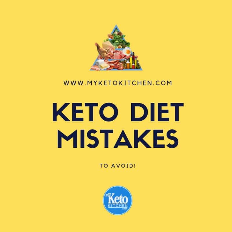 Keto Diet Mistakes to Avoid