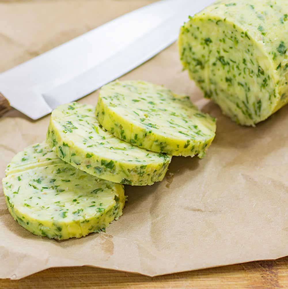Pesto Compound Butter