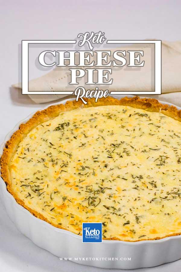 Keto Cheese Pie