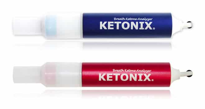 Ketonix Breath Ketone Meter (Breathalyzer)