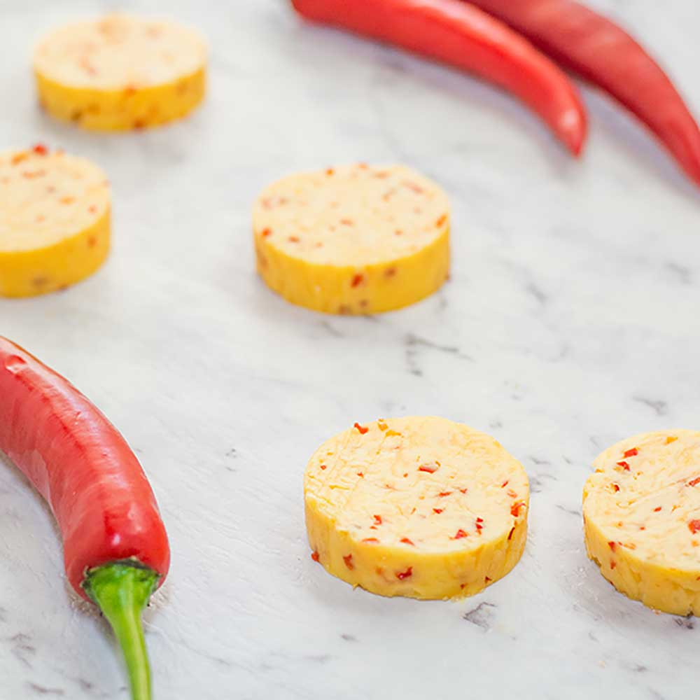 Chili Compound Butter Recipe. This simple and easy recipe will add a kick to your next keto meal