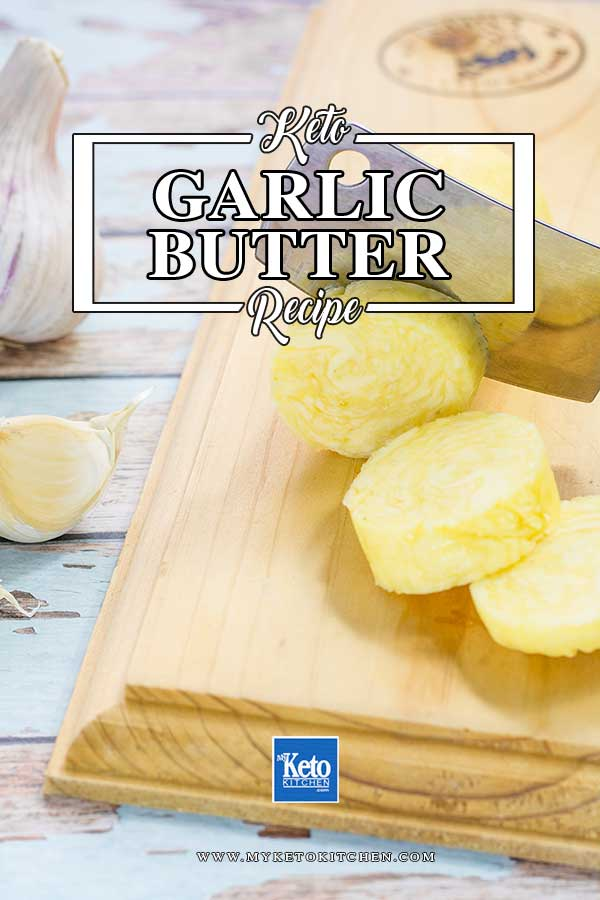 How to make Garlic Compound Butter