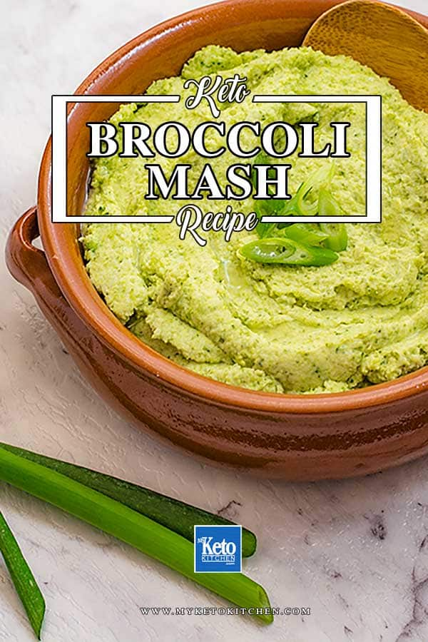 How to make Low Carb Broccoli Mash