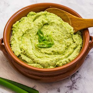 Low Carb Ketogenic Broccoli Mash