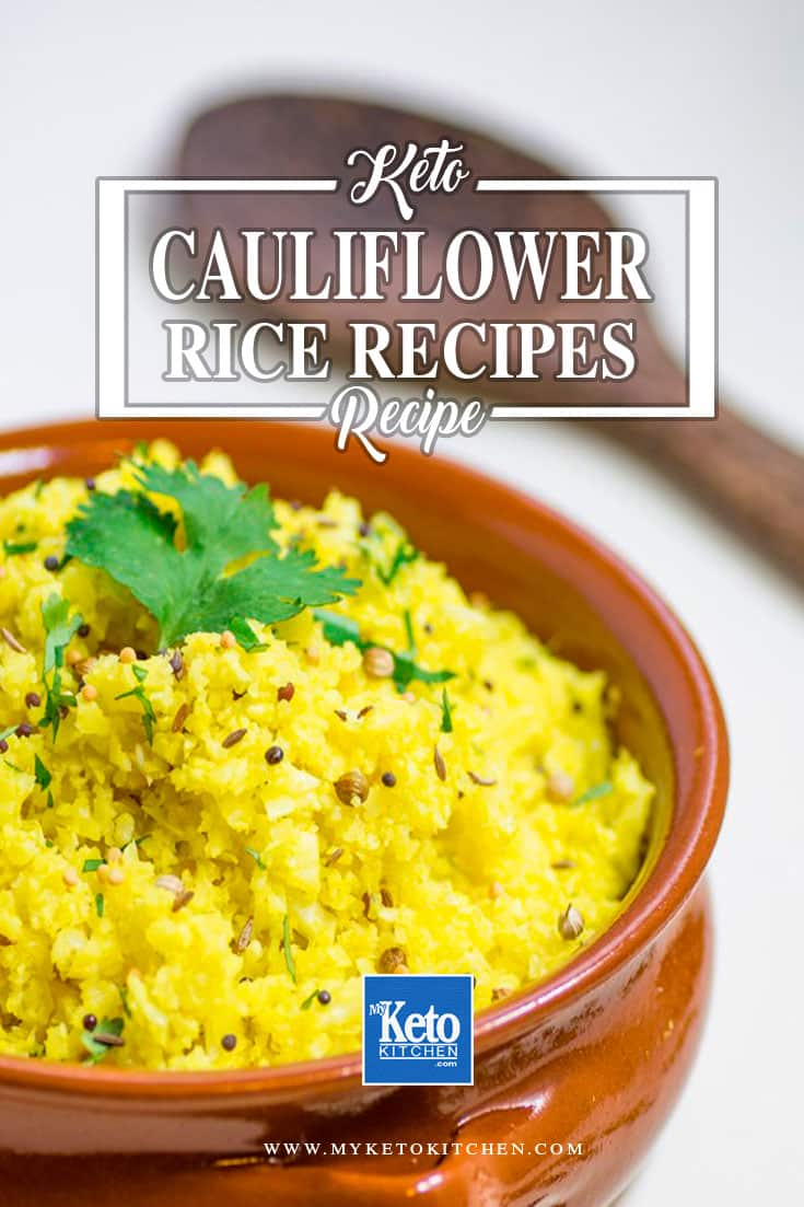 cauliflower rice recipes