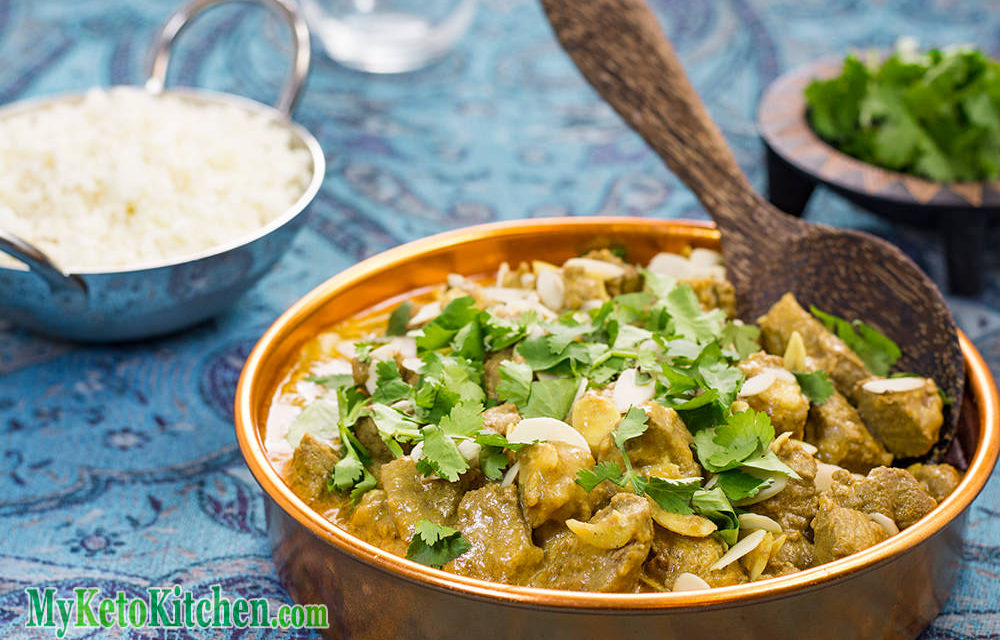 Lamb Curry Recipe – Low Carb Indian Madras