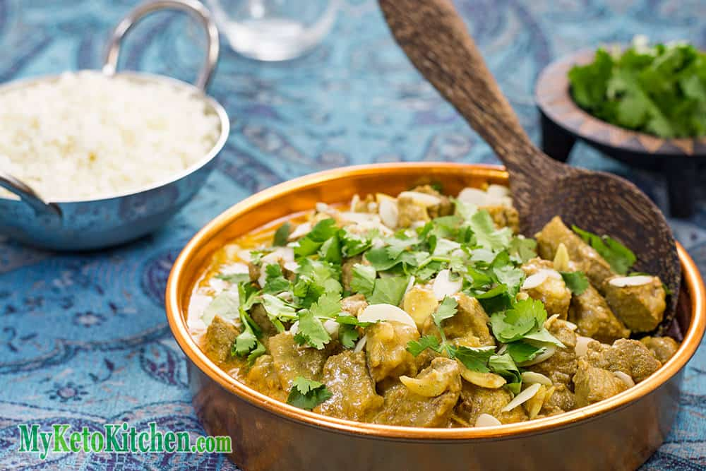Keto Madras Curry Recipe