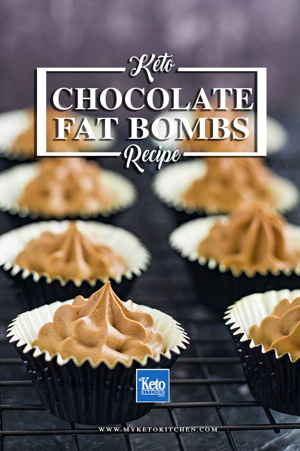 Keto Chocolate Fat Bombs Recipe