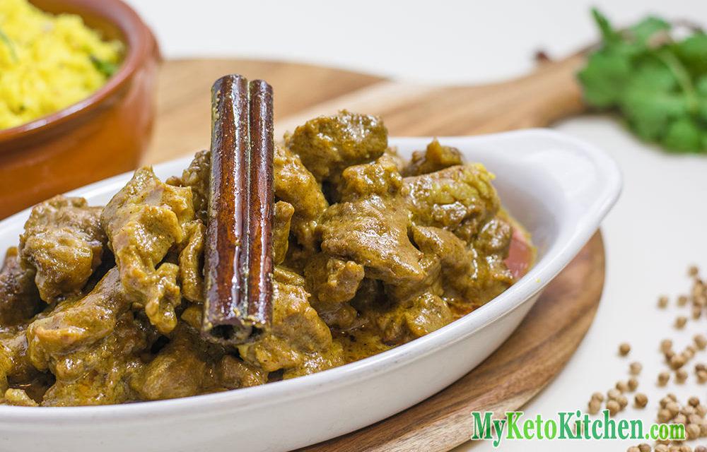 Keto Indian Recipes – Korma Curry & More!