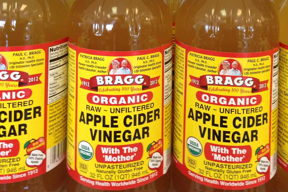 apple cider vinegar and ketogenic diet