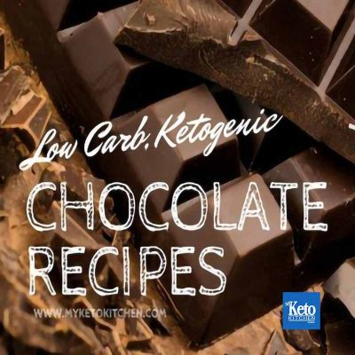 Keto Chocolate Recipes for Low-Carb Diets