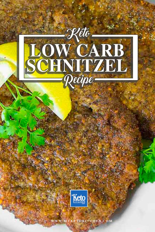 low carb keto beef schnitzel recipe
