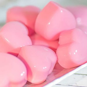 Raspberry Cream Fat Bombs Recipe