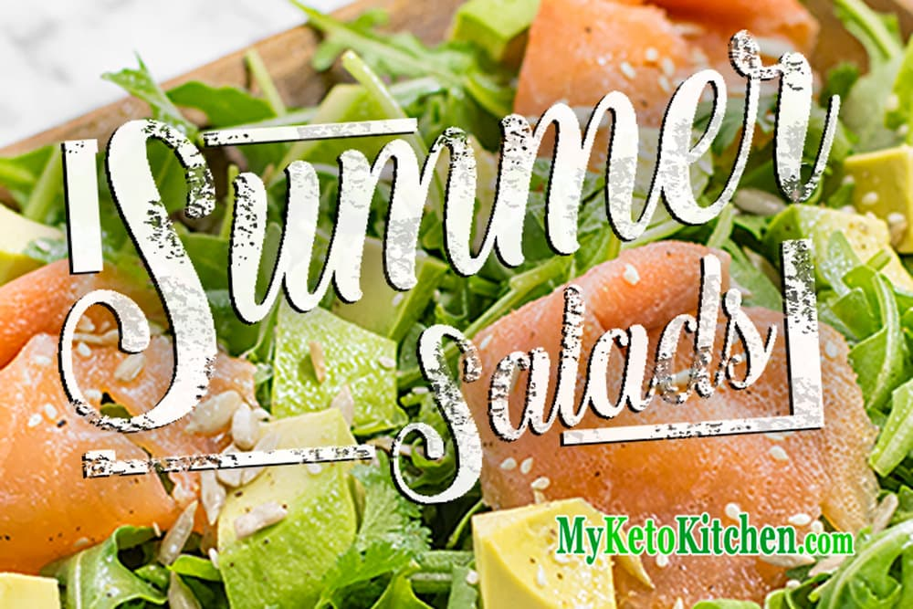 summer salads collections