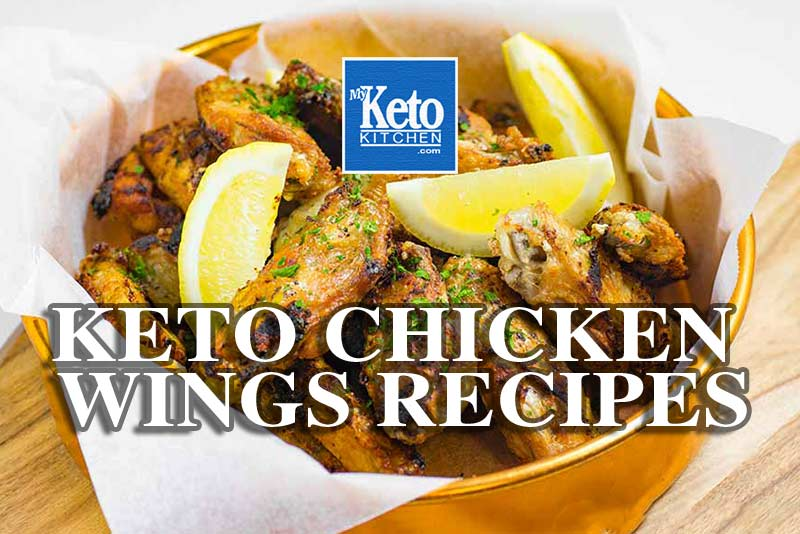 Keto deep fried chicken wings recipes