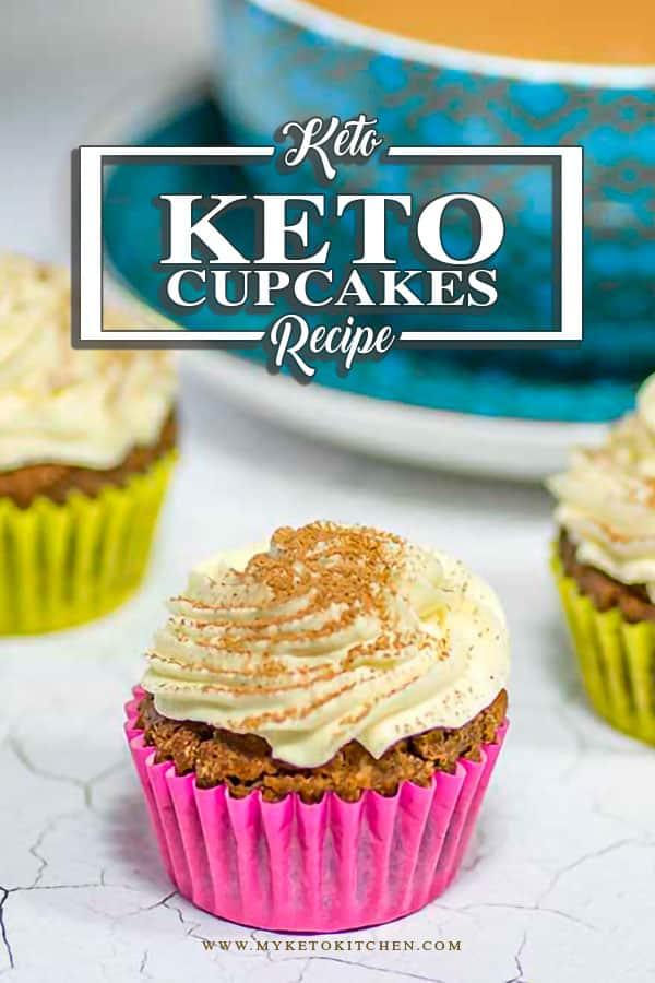 Keto Cupcakes Recipe